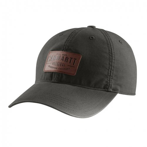 칼하트(CARHARTT) 103534 락비 스트레치 볼캡 NEW Rigby Stretch Fit Patch Cap 306-Peat