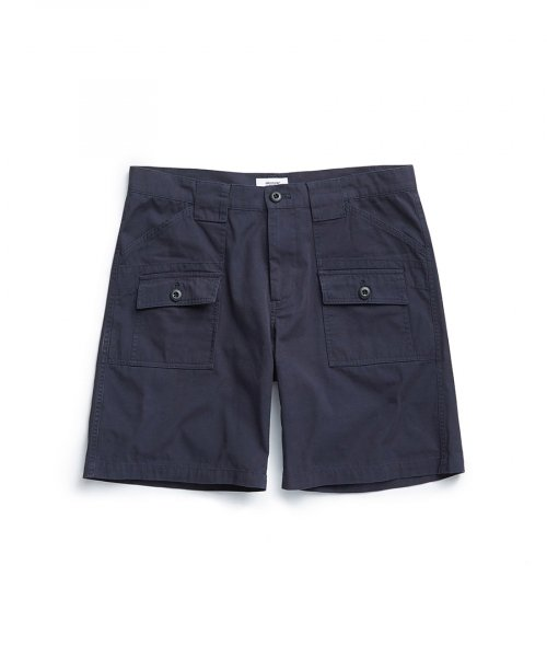에스피오나지(ESPIONAGE) Sid Bush Shorts Navy