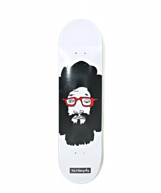 마크 곤잘레스(MARK GONZALES) M/G GRAPHIC HAIRY PERSON SKATEBOARD DECK