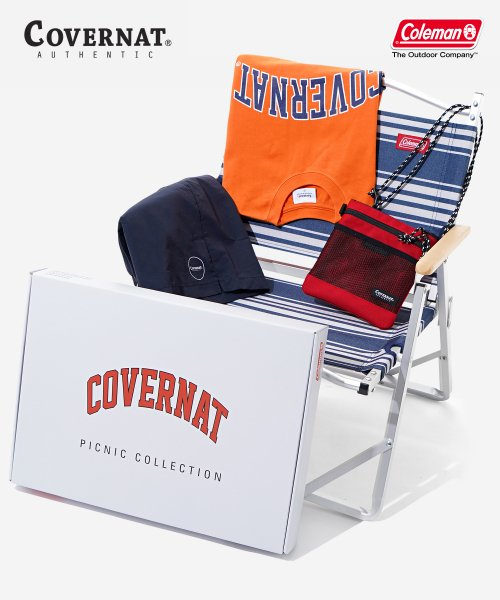 커버낫(COVERNAT) COVERNAT X COLEMAN PICNIC PACKAGE (LIMITED)