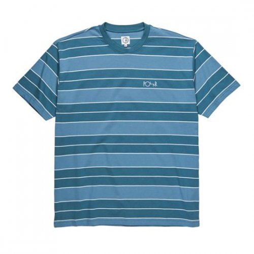 폴라(POLAR) Dane Tee - Grey Blue