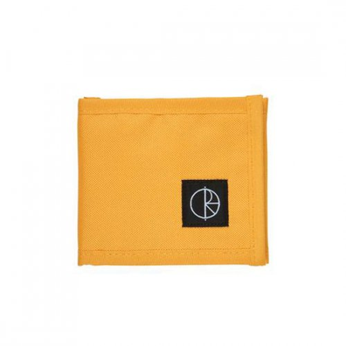 폴라(POLAR) Cordura Wallet - Yellow