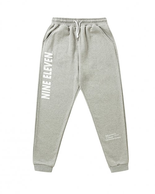 나인일레븐(NINE ELEVEN) Labatory Sweat Pants-G