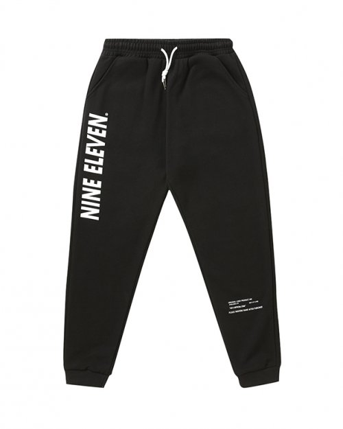 나인일레븐(NINE ELEVEN) Labatory Sweat Pants-B