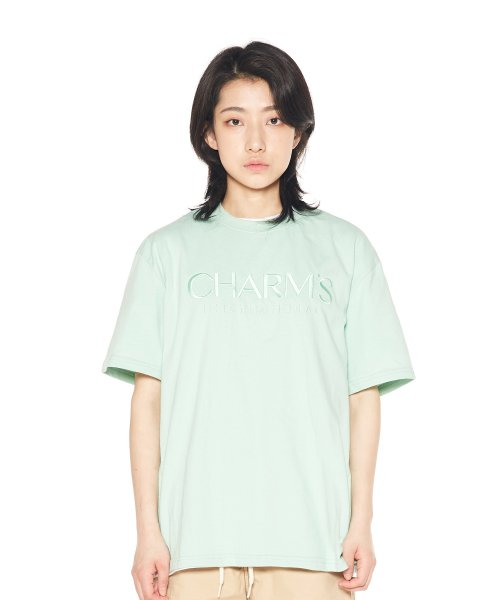참스(CHARM'S) CHARMS INTERNATIONAL T-SHIRTS
