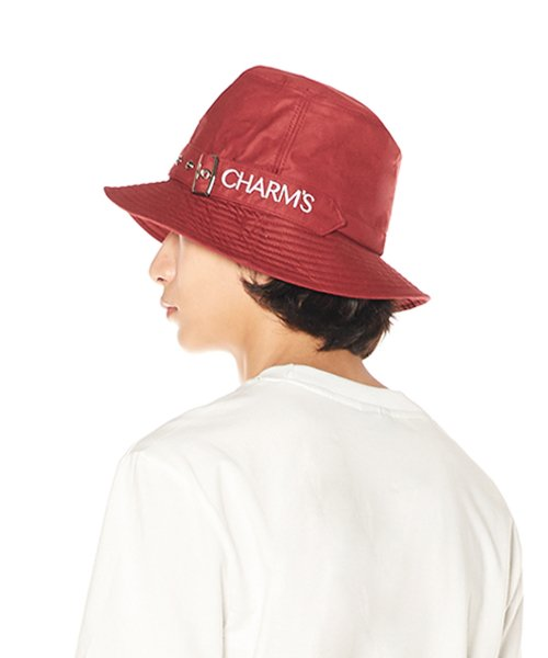 참스(CHARM'S) CHARMS BELT BUCKET HAT