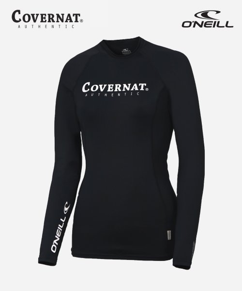 커버낫(COVERNAT) (WOMEN) COVERNAT X ONEILL SKINS RASH GUARD