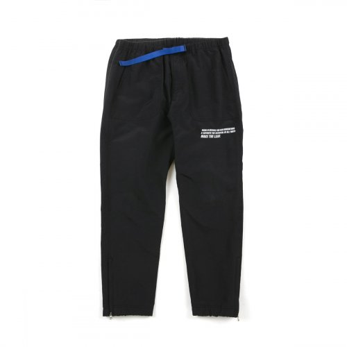 마크엠(MARKM) Regular-fit Belt pants - BK