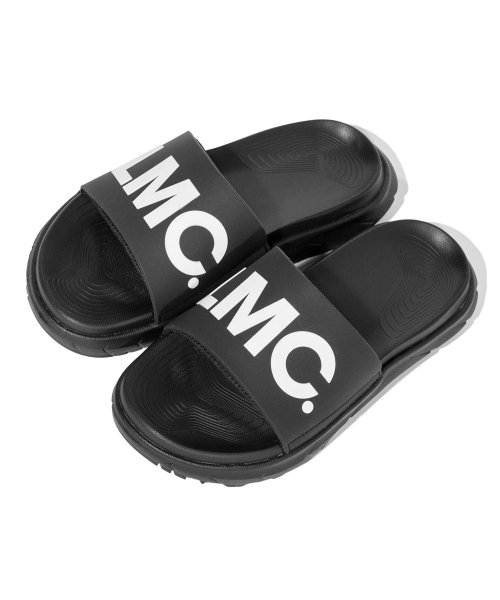 엘엠씨(LMC) LMC SOFT CUSHIONED SLIDES black