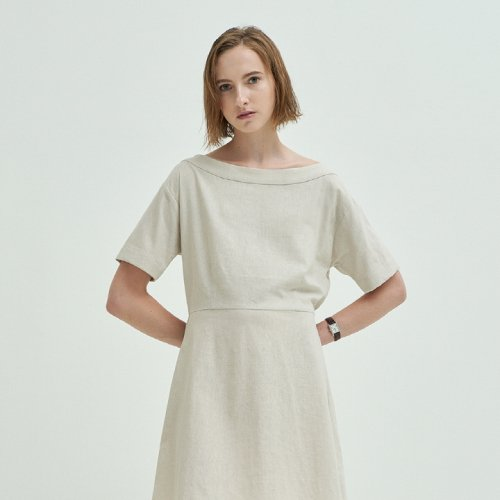 코르카(CORCA) Linen Dish Dress