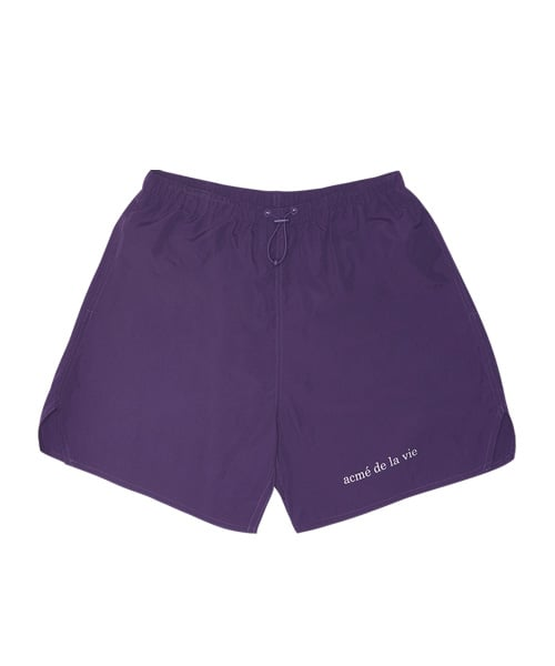 아크메드라비(ACME DE LA VIE) ADLV JOGGING SHORT PANTS PURPLE