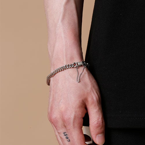 크로스커렌트(CROSSCURRENT) CCT Chain Bracelet