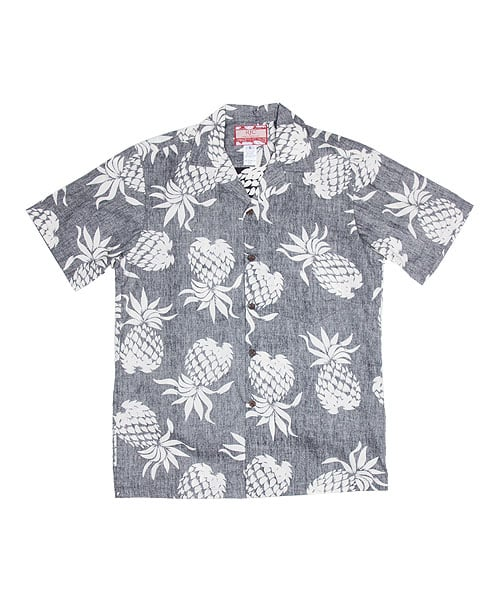 로버트제이씨 하와이(ROBERT J.C HAWAII) 103C.087 Hawaii Shirts [Grey]