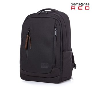 쌤소나이트 레드(SAMSONITE RED) CARLOW 백팩 M BLACK GT809002