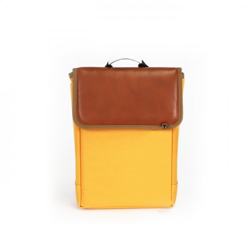 오운유(OWNU) Daily Slim Backpack (Yellow)