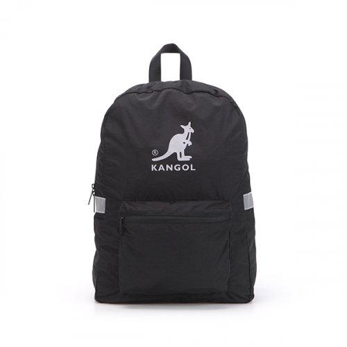캉골(KANGOL) Keeper Ⅶ Packable Backpack 1348 BLACK