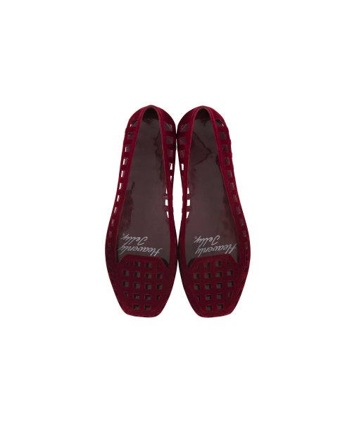 헤븐리젤리(HEAVENLY JELLY) Classic Suede Burgundy