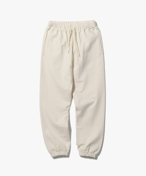 Classic Sweat Pants [Egg White]