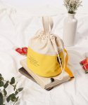쿠커리(COOKERY) We Bag(yellow)