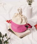 쿠커리(COOKERY) We Bag(pink)