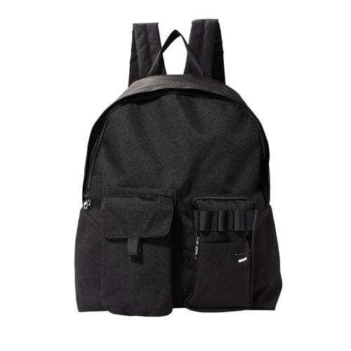 마크엠(MARKM) MM MULTI POCKET BACKPACK  black