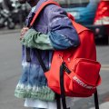 CONTAINER BACKPACK - RED