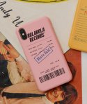 로라로라(ROLAROLA) (PC-19507) BARCODE PHONE CASE PINK