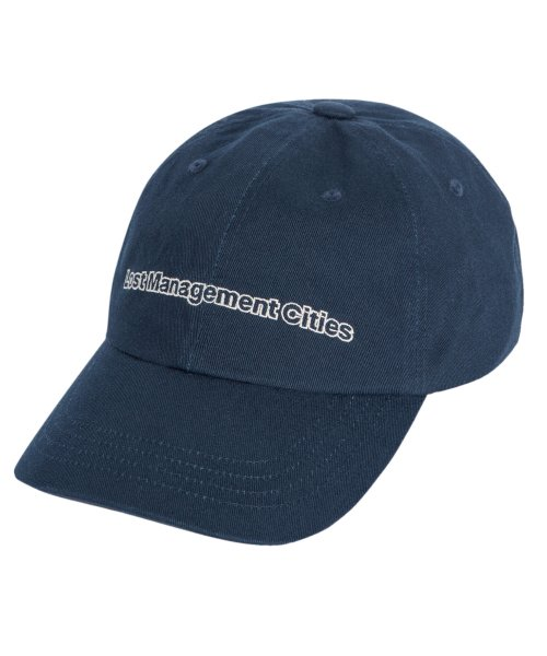 엘엠씨(LMC) LMC FN OUTLINE 6 PANEL CAP navy
