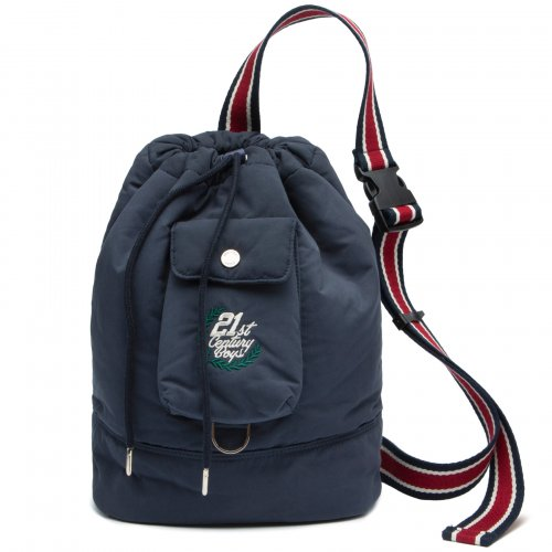 로맨틱크라운(ROMANTIC CROWN) 21C BOYS SLING BAG_NAVY