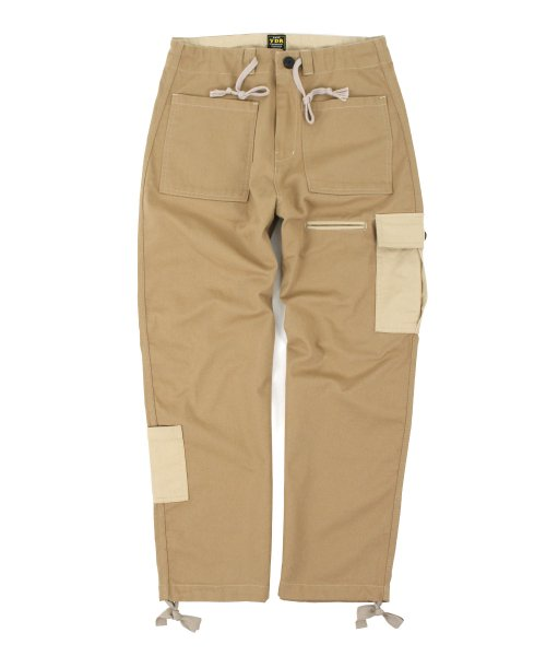 비디알(VDR) 7POCKET RANGER JUNGLE PANTS [Beige]