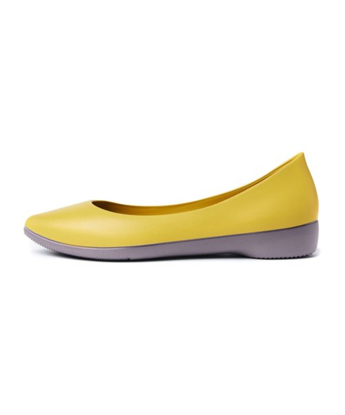 워크앤레스트(WALK&REST) [F3] Flat3 - Pointed ODD Yellow