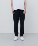 에이카화이트(AECA WHITE) FINEST COTTON JOGGER PANTS-DEEP NAVY