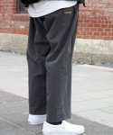 스텝온리(STAFFONLY) NAPPLE NAPPLE PANTS (CHARCOAL)