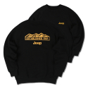 지프(JEEP) M-Logo Sweat (GK5TSU824BK)