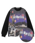 엘엠씨(LMC) LMC CITY SOUVENIR LONG SLV TEE black