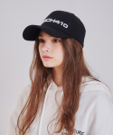 써치410() SIGNATURE CAP_BLACK