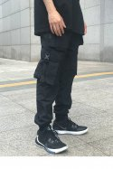 매니아매스(MANIAMASS) SIDE ZIPPER PKT JOGGER PANTS