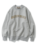 유니폼브릿지(UNIFORM BRIDGE) arch logo sweatshirts grey