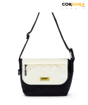 널디(NERDY) Messenger Bag Cream