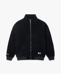 어드바이저리(ADVISORY) Fleece Zip-up Jacket - Black