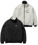 엘엠씨(LMC) LMC SILKY FLEECE REVERSIBLE JACKET cream