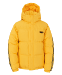 널디(NERDY) Color Block Reversible Down Jacket Yellow