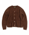 19FW MOHAIR CARDIGAN [BROWN]