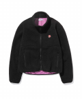 KANCO SHERPA JACKET black