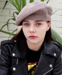 슬리피슬립(SLEEPYSLIP) [unisex]WALES BROWN BERET