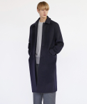 비바스튜디오(VIVASTUDIO) CASHMERE SINGLE COAT IA [NAVY]