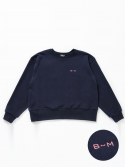벤시몽(BENSIMON) SLOW B HEAVY MTM - NAVY (UNISEX)