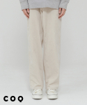 씨오큐() Corduroy wide pants_ivory
