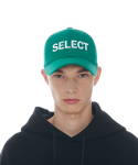 벤테즈(VENTEZ) SELECT Cap (Green)