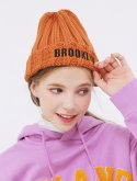 시에로(SIERO) BROOKLYN Knit Beanie (SF4GCF564CA)
